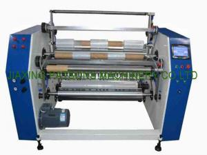 4 Shaft Automatic Changing Stretch Film Slitter Rewinder