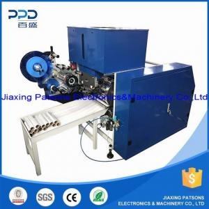 Automatic 5 Turret Food Cling Film Rewinding Machinery